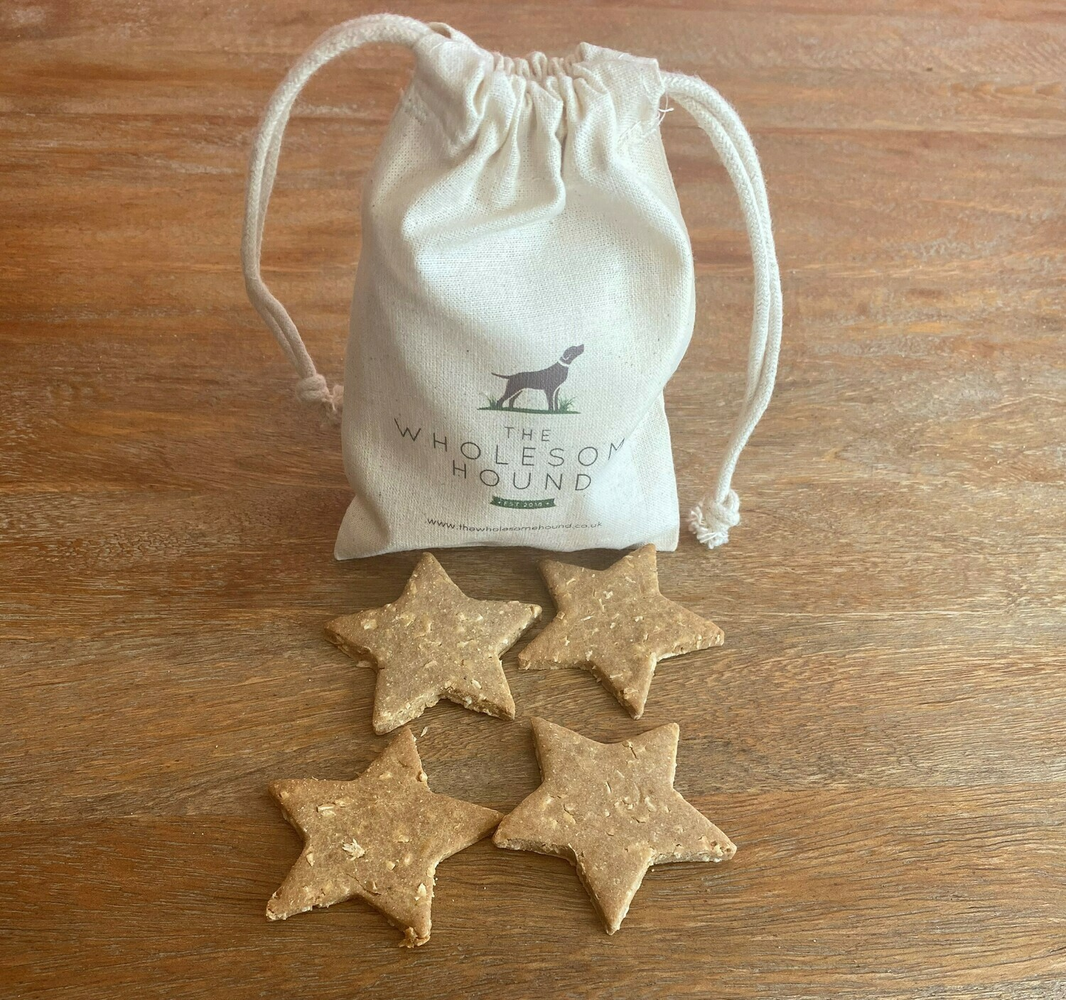 Snacking Gift Bag - Lavender and Chamomile