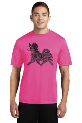 Papillon Zentangle One Color T-Shirt