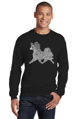 Papillon Zentange One Color Sweatshirt