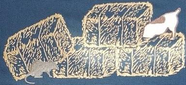 Large Barn Hunt Design