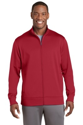 ST241 Sport-Tek® Sport-Wick® Fleece Full-Zip Jacket