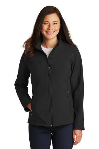 Port Authority® Ladies Core Soft Shell Jacket L317
