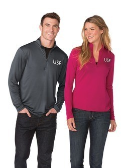 Sport-Tek® Ladies Or Unisex PosiCharge® Competitor™ 1/4-Zip Pullover LST357 or ST357