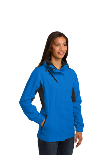 L322 Port Authority® Ladies Cascade Waterproof Jacket