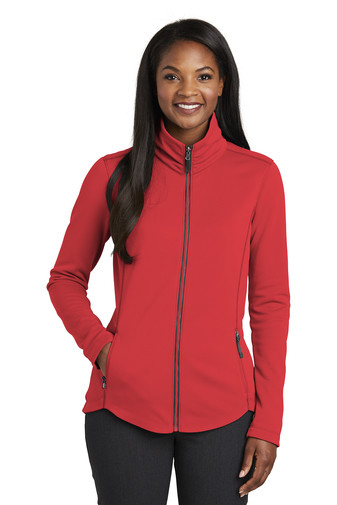 L904 Port Authority ® Ladies Collective Smooth Fleece Jacket add to the L900