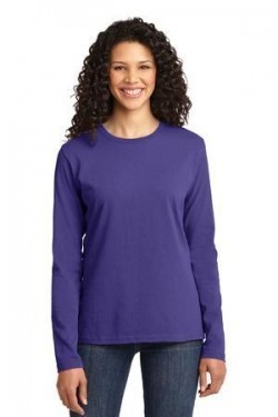 Port & Company® Ladies Long Sleeve LPC54LS