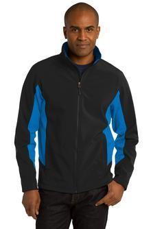 Port Authority® Core Colorblock Soft Shell Jacket. J318.