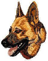 German Shepherd 3 Dv155