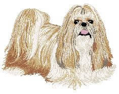 Shih Tzu 2(body) Dn210