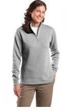 Sport-Tek® – Ladies 1/4-Zip Sweatshirt. LST253
