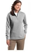 Sport-Tek® – Ladies 1/4-Zip Sweatshirt. LST253