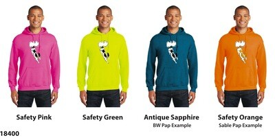18500  Gildan® - Heavy Blend™ Hooded Sweatshirt