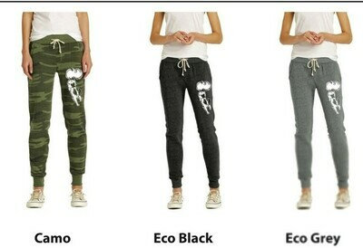 AA31082 Alternative Women's Jogger Eco™-Fleece Pant