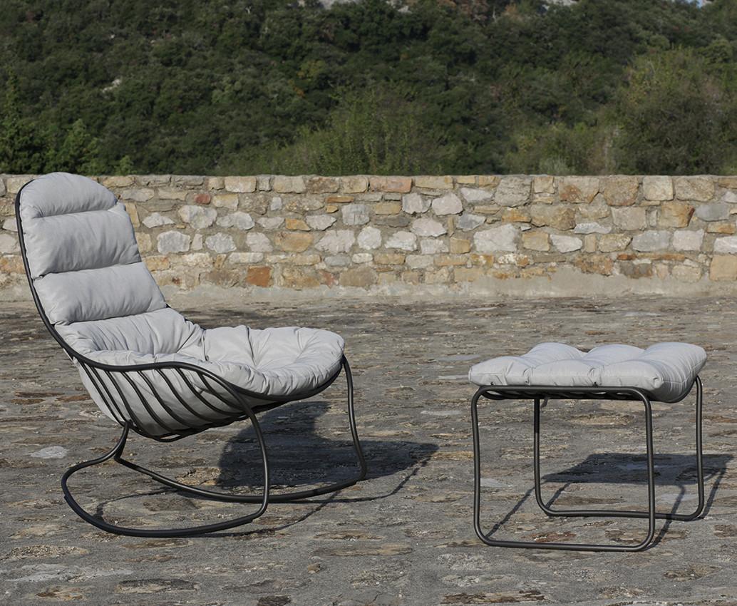 FOLIA Фолия мебель из нержавеющей стали Royal Botania Бельгия