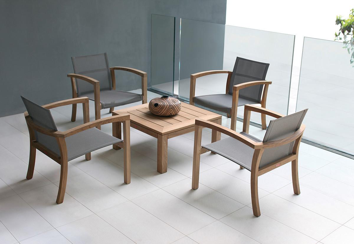 XQI Мебель для террасы из тика