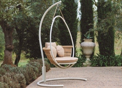 WEAVE Вив Качели, кресло подвесное плетеное Point Испания