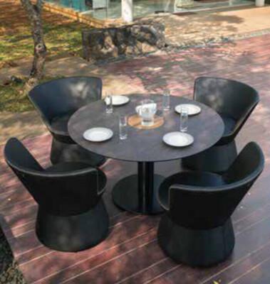 STIZZY Стиззи Вращающиеся кресло и столики из влагостойкой ткани Mamagreen США