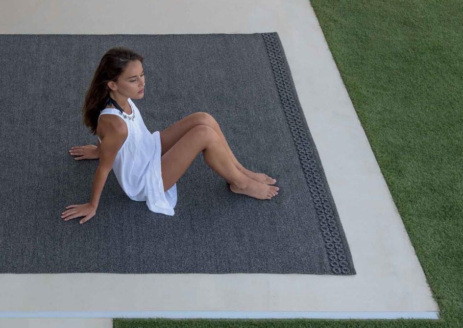 Talenti Carpets Таленти Ковры - итальянские уличные ковры для террасы