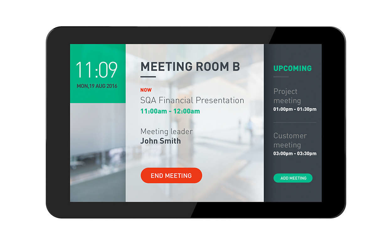 """10"""" Philips Multi-Touch HD"""