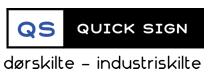 QuickSign Skilte