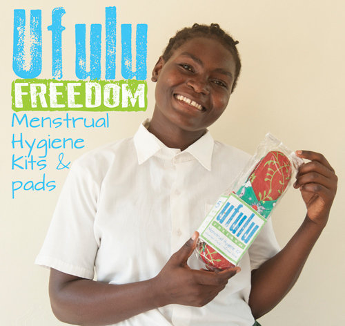 Ufulu - Reusable Sanitary Pads Pack