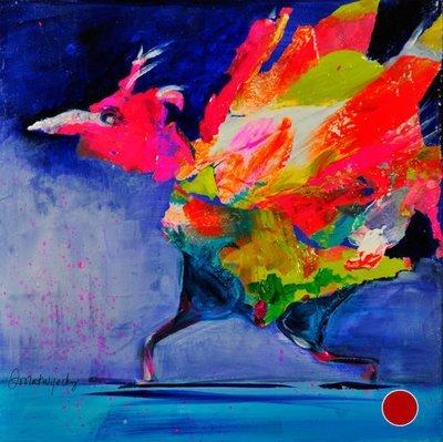Runaway Chick