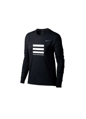 EARN YOUR STRIPES DRI-FIT LONG SLEEVE - Women