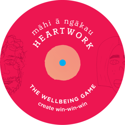 Heartwork: The Wellbeing Game