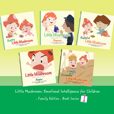Family Edition - Series 1 (5books)