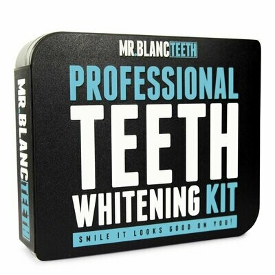 MR. BLANC TEETH PROFESSIONAL TEETH WHITENING KIT