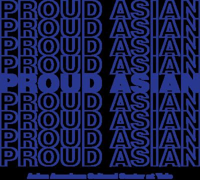 'Proud Asian' Long Sleeve Shirt