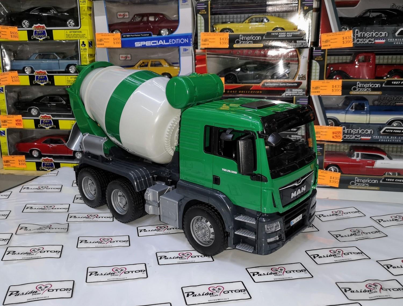 1:16 Man TGS 26.500 Camion Revolvedora De Cemento Concreto Torton Bruder