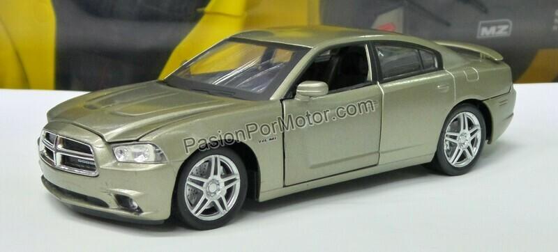 1:24 Dodge Charger Hemi 2011 Arena New Ray C Caja