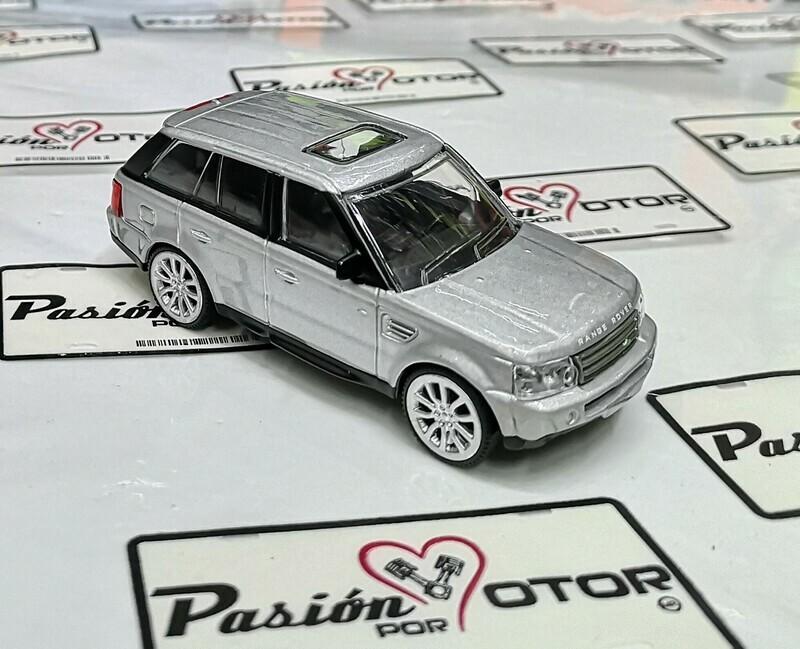 1:43 Range Rover Sport 2005 Plata Rastar Display / a Granel