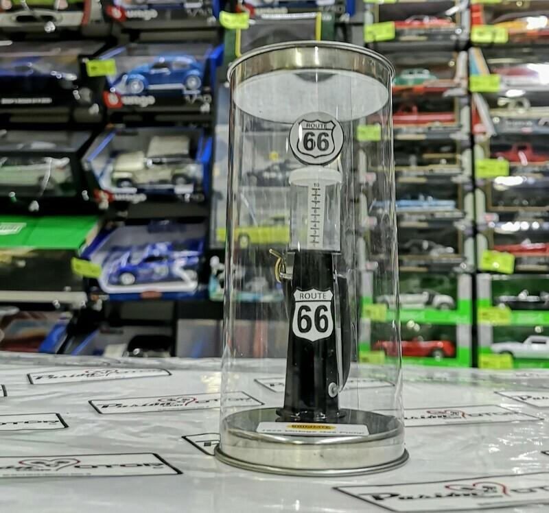 1:18 Bomba de Gasolina Vintage Clasica Route 66 1925 Verde
