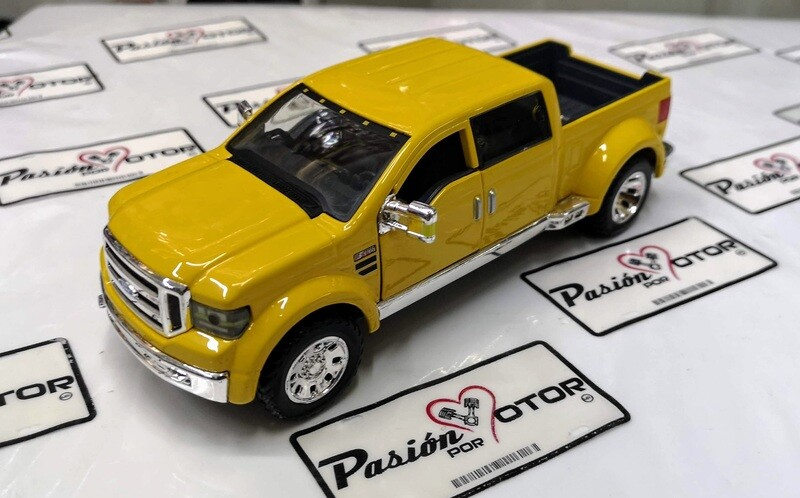 1:31 Ford Mighty F-350 Concept Truck 2003 Maisto Special Edition  Special Edition En Display / A Granel 1:32