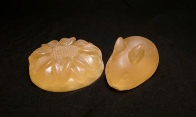 Jabón de Miel, Jengibre y Limón - flor