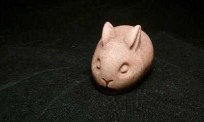 Jabon de rosa mosqueta - conejo