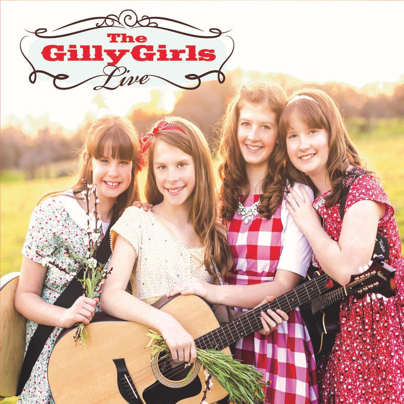 GillyGirls Live CD