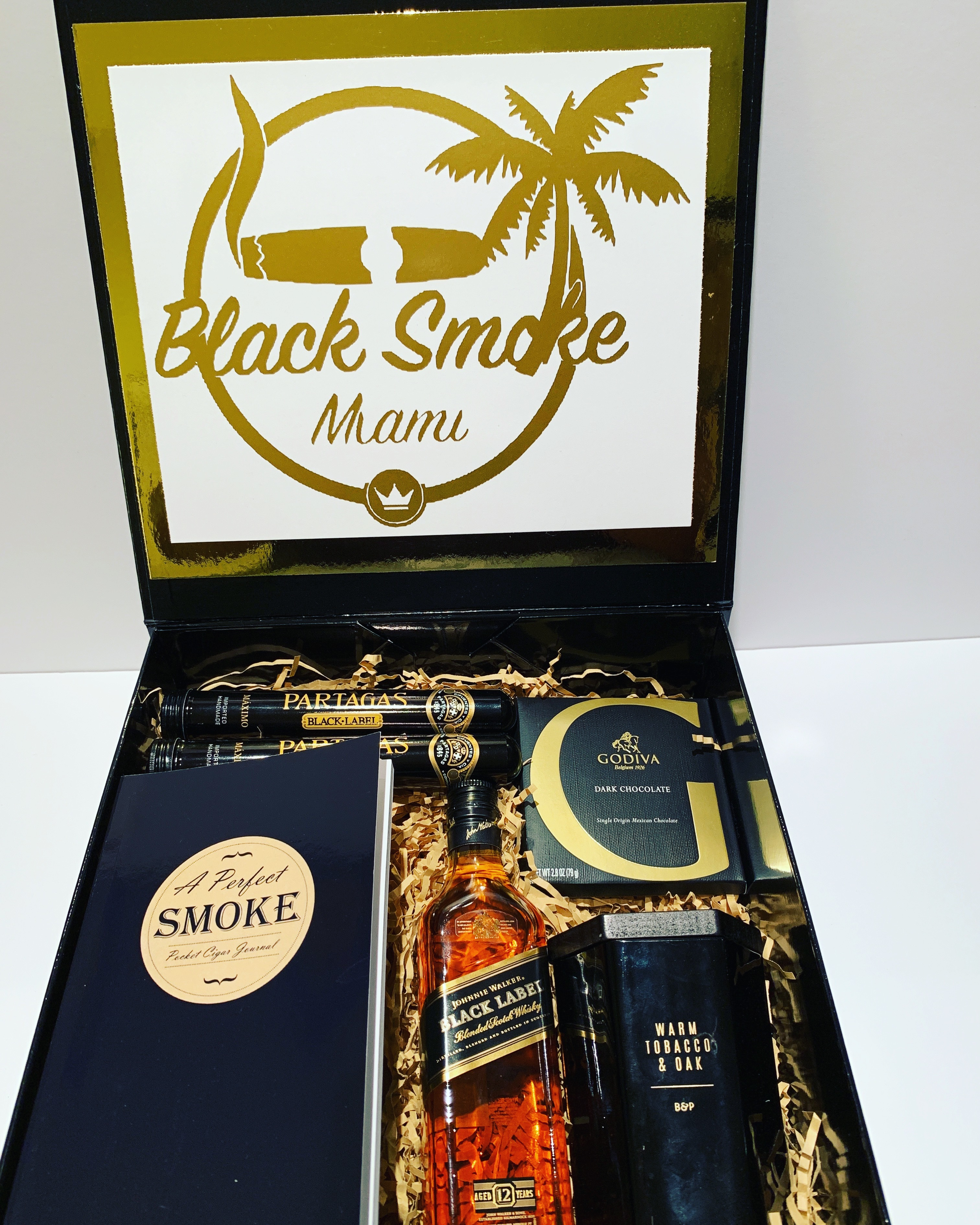 Black Label Box
