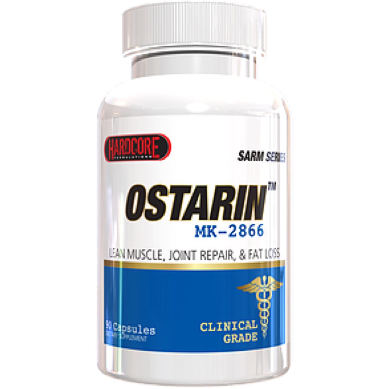 MK 2866 'Ostarine' Made By Hardcore Formulations (SARM SERIES)