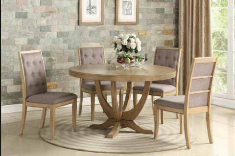 DINING TABLE (5 PC)