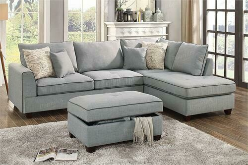 SECTIONAL (3 PC)