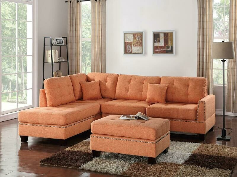 SECTIONAL ( 3 PC)