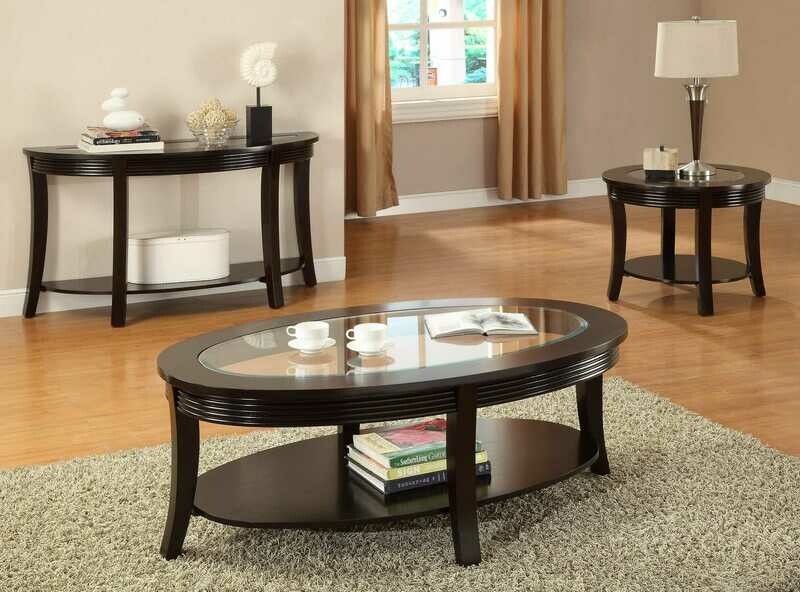 COFFEE TABLE (3 PC)