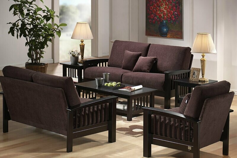 SOFA SET ( 3 PC)