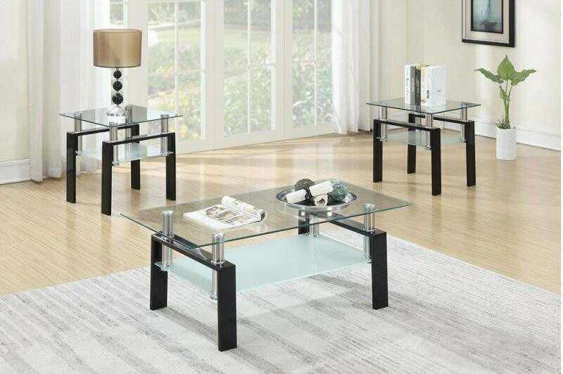 COFFEE TABLE ( 3 PC SET)