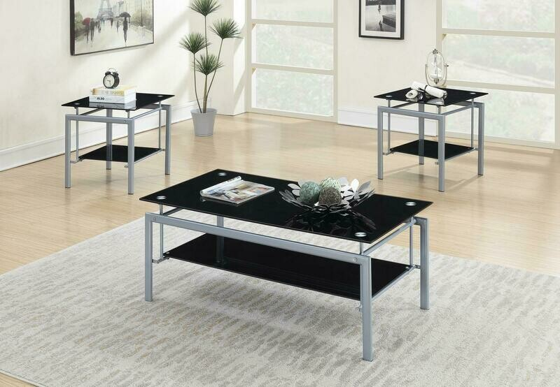 COFFEE TABLE ( 3PC SET)