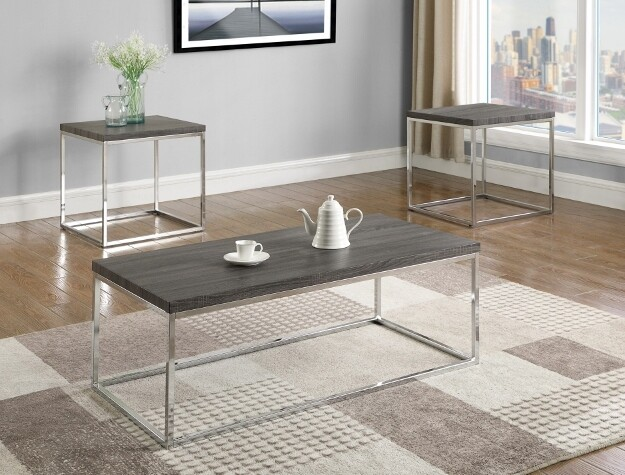 3 PC COFFEE TABLE