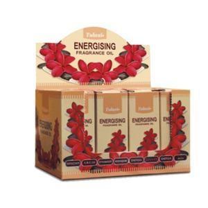Olio Aromatico Energising - contenuto 10ml